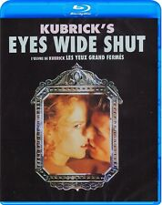 Eyes Wide Shut (Kubrick) - Unrated / Rated Versions *New Blu-Ray*