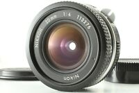 *MINT / RARE* Nikon Non-Ai Nikkor 20mm f/4 Wide Angle MF Lens From Japan