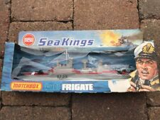 MATCHBOX SEA KINGS  WATER LINE  MODEL No.K-301  FRIGATE F109 1975 Lesney