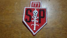 177  S P MILITARY PATCH US ARMY USMC CCN CCC RECON AIRBORNE   bx F #22