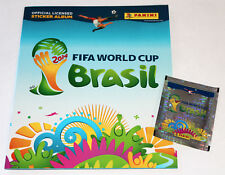 Panini Wc Coupe Du Monde Brésil 2014 14 – Ed. South America Album Vide + Paquet