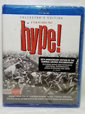 Hype! [Blu-ray, 20th Anniversary Collector's Edition, Shout Select] NEW