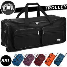DEUBA® Reisetasche Sporttasche 85 Liter Trolley Reise Tasche Koffer Farbwahl
