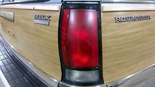 91-96 Buick Roadmaster Estate Wagon Right Rear Tail Light Assembly OEM