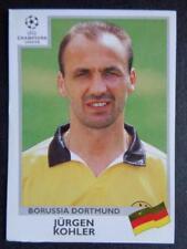 Panini Champions League 1999-2000 - Jurgen Kohler (Borussia Dortmund) #54