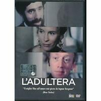 L'Adultera - Ingmar Bergman - Editoriale Hobby & Work - DVD DL001016