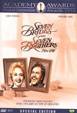 Seven Brides For Seven Brothers (1954) Stanley Donen / DVD, NEW