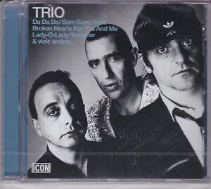 Trio   CD   Trio u.a. Da Da Da, Bum Bum, Anna, Kummer (2012)   NEU!!!