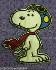 Snoopy Flying Ace Patch