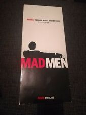 Mattel - Mad Men Roger Sterling Genuine Silkstone Barbie Doll Complete with box
