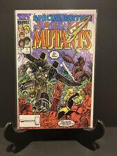 New Mutants Special Edition # 1 VF+NM Marvel Art Adams Brightwind Valkyries