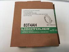 Lightolier Lytespan 83T4AH PowerArc Track Lighting T4 Accessory Holder Black