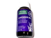 THURSDAY PLANTATION 50ml Lavender Oil 100% PURE ESSENTIAL Australia Original
