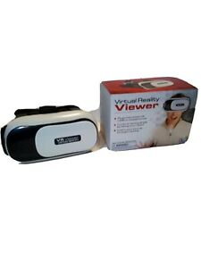 Virtual Reality Viewer Headset For Phone