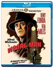 THE WRONG MAN (Henry Fonda)  -  Blu Ray - Sealed Region free