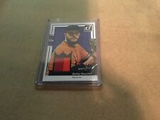 2016 Donruss Dallas Keuchel Jersey Kings 21/25 Houston Astros