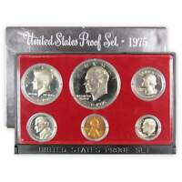 1975 S U.S. Mint Proof Set