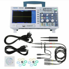 Hantek Dso5102p Digital Oscilloscope 1gsas 100mhz 7 Tft 40k 2ch 2chanel Usb