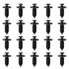 7mm Fit For Benz Fender Liner Retainer Fastener Rivet Push Type Clips 20pcs new