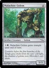 MTG Magic MRD FOIL - Malachite Golem/Golem de malachite, English/VO