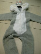 kids WARNER BROS STORE fancy dress BUGS BUNNY costume MEDIUM size 6 7 8 years