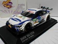Minichamps 410142424 # BMW m4 DTM #24 DTM 2014 Maxime Martin 1:43 NUOVO