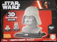 Star Wars: Puzzle 3D Darth Vader: 160 piezas - Juguetes Educa; Nuevo