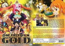 ANIME DVD~One Piece Film Gold~English sub&All region FREE SHIPPING+FREE GIFT