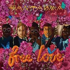 Fantasma - Free Love (NEW CD)