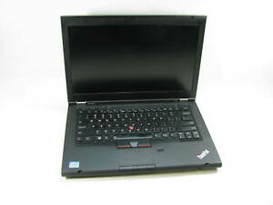 "Lenovo ThinkPad T430 14.0"" Laptop 1.9 GHz i5-4300U 4GB RAM (Grade C No Battery)"