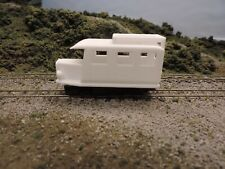 3D 009 RAILBUS  -  REVISED KIT WITH ROOF RACK - FITS The KATO 11-103 CHASSIS