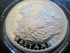 1997 moneda de plata prueba Britannia impresionante pedido muy escaso £ 2 acuñación 4173 CCA
