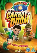 Tree Fu Tom And The Carrots Of Doom [DVD]  Brand new and sealed