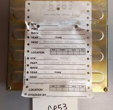 1991 HONDA ACCORD ECU ENGINE COMPUTER MODULE, CP53