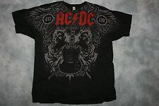Ac/Dc Rock Tee - Size Xl
