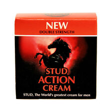 Stud Action Cream 30ml Double Strength Sex Aid Last Longer for Slow Lovemaking