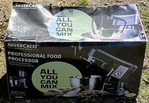 Silvercrest Professional Food Processor