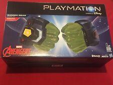 Playmation Marvel Avengers Gamma Gear Mark II Hulk Powered by Disney Hasbro NEW
