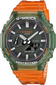 2021 New! CASIO G-SHOCK Carbon Core Guard Structure GA-2100HC-4AJF Men's Watch