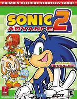 Sonic Advance 2 (Prima's Official Strategy Guide) by Mylonas Eric