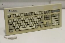Austin Computer Systems AQ6ZG-RT6271T 118851-001 RT101+ 5-Pin AT Wired Keyboard