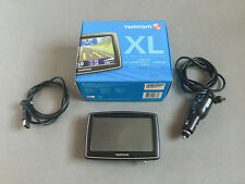 Tom Tom XL Sat Nav, GPS, IQ Routes EUROPE EDITION, Boxed, VGC Fully Working
