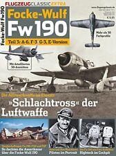 Flugzeug Classic Extra. Focke-Wulf Fw 190 Teil , Hermann*-