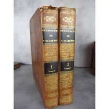 Dictionnaire de l'Académie Françoise, revu, corrigé et augmenté par l'Académie e
