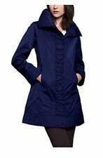Rainforest Woman's Rain Jacket, Cobalt Blue, Small