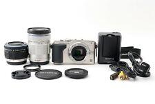 "OLYMPUS Mirrorless SLR E-PL5/14-42mm/40-150mm w lens ""N Mint"" From Japan #96"