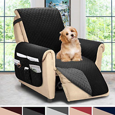 Reversible Recliner Chair Cover Covers for Dogs Sofa Slipcover Couch Covers