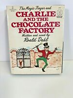The Magic Finger/Charlie and the Chocolate Factory Audio Book Read by Roald Dahl