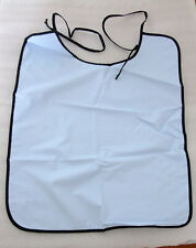 PVC-U-Like PVC Adult Sized Bib Apron Age Related Roleplay Baby Blue Sissy Pinny
