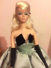 Édition limitée, silkstone LISETTE Barbie Doll (retiré de boîte)